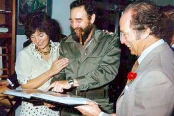 Justin Trudeau et Fidel Castro - 13