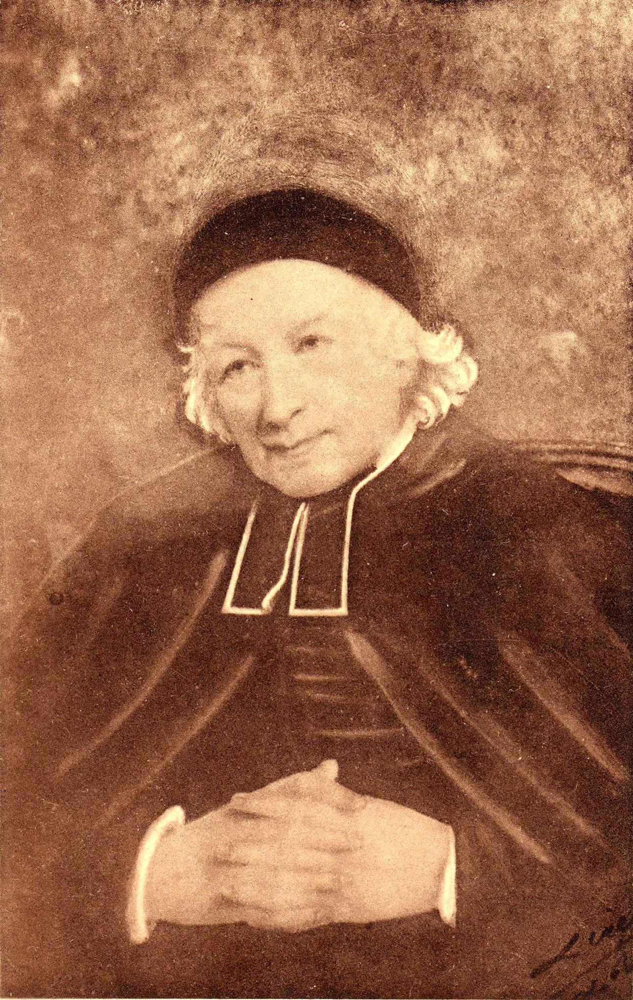 Louis-Marie Baudouin, fondateur des fils de Marie Immaculée