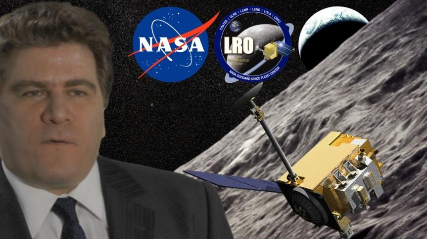 Le nom de Guy Boulianne fut-il expédié sur la Lune et sur Mars ? Est-ce un délire de l'auteur ? Voici la réponse à tous ceux qui lecalomnient