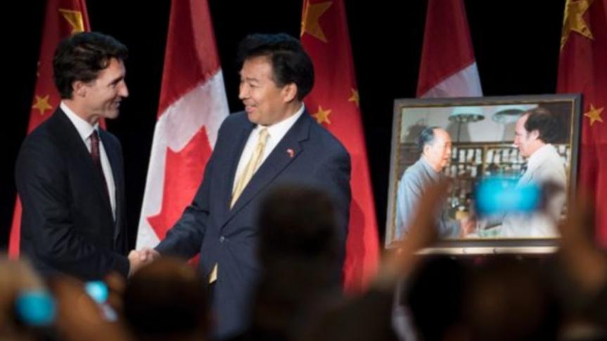Le dossier de Pierre Elliott Trudeau a été détruit par le Service de sécurité de la GRC parce qu'il était un agent communiste(Illuminati)
