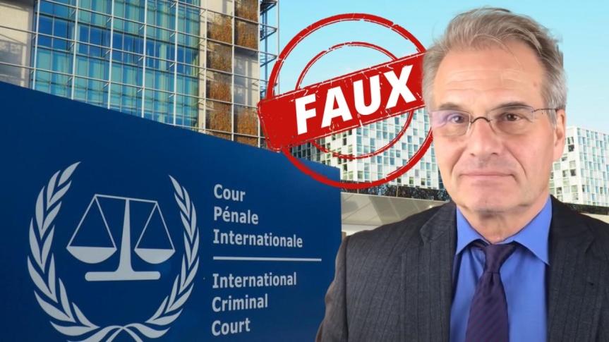 L'avocat Reiner Fuellmich rétablit lui-même la vérité : le méga procès « Nuremberg 2.0 » n'est qu'une fausse rumeur et un piètremensonge