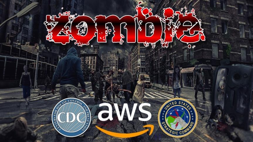 ZOMBIE APOCALYPSE — Amazon Web Services autorise l'utilisation du moteur Lumberyard en conformité avec les CDC desÉtats-Unis