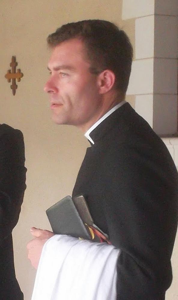 Abbé Matthieu Salenave