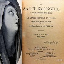 Le Saint Évangile de Notre-Seigneur Jésus-Christ, ou les Quatre Évangiles en un seul - 10