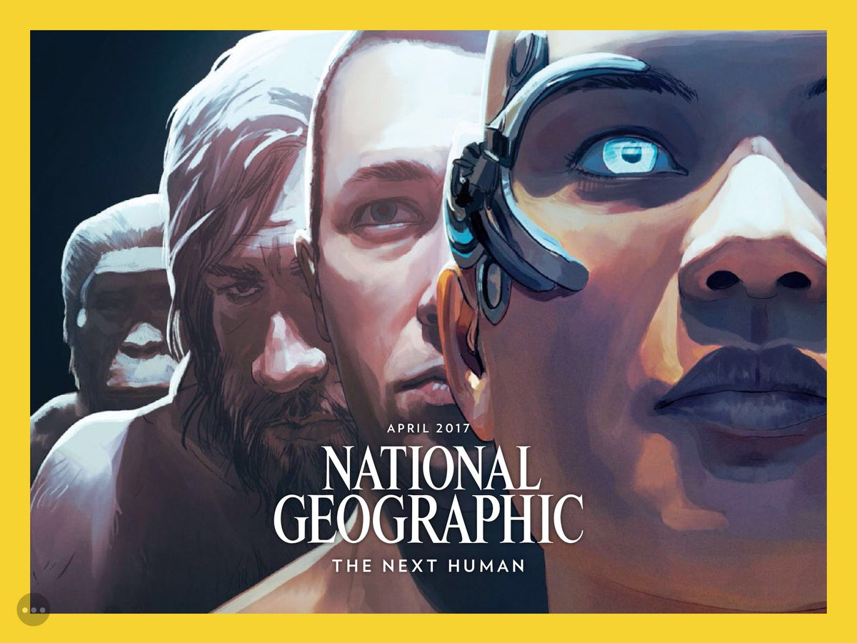 National Geographic, The Next Human
