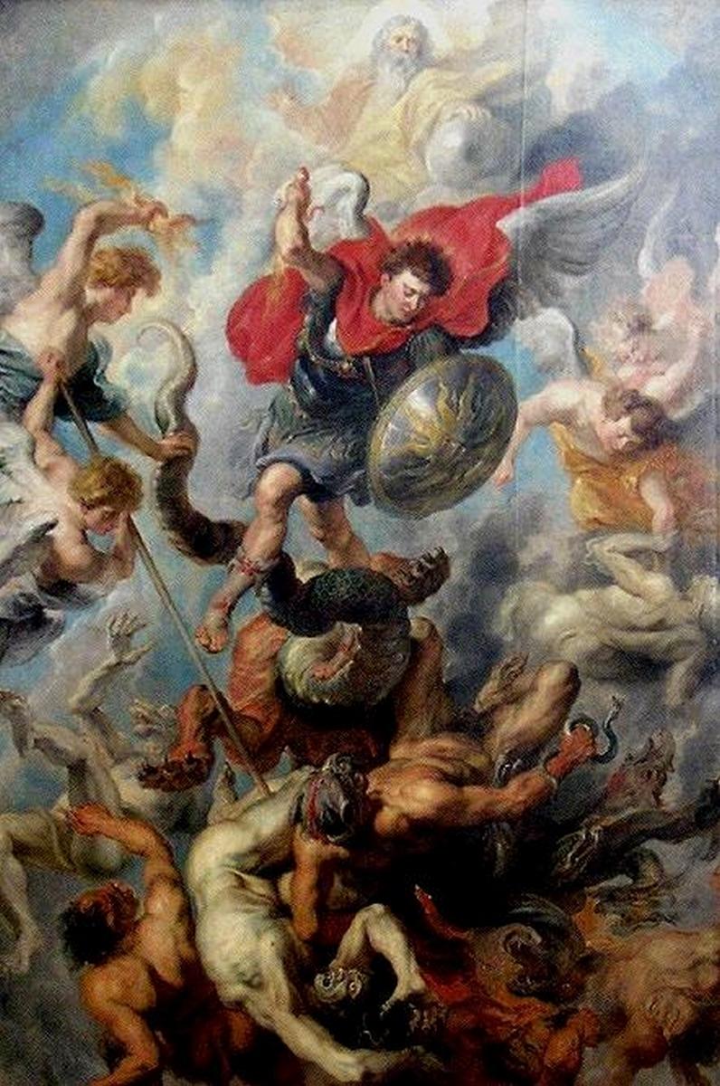 Rubens-Höllensturz