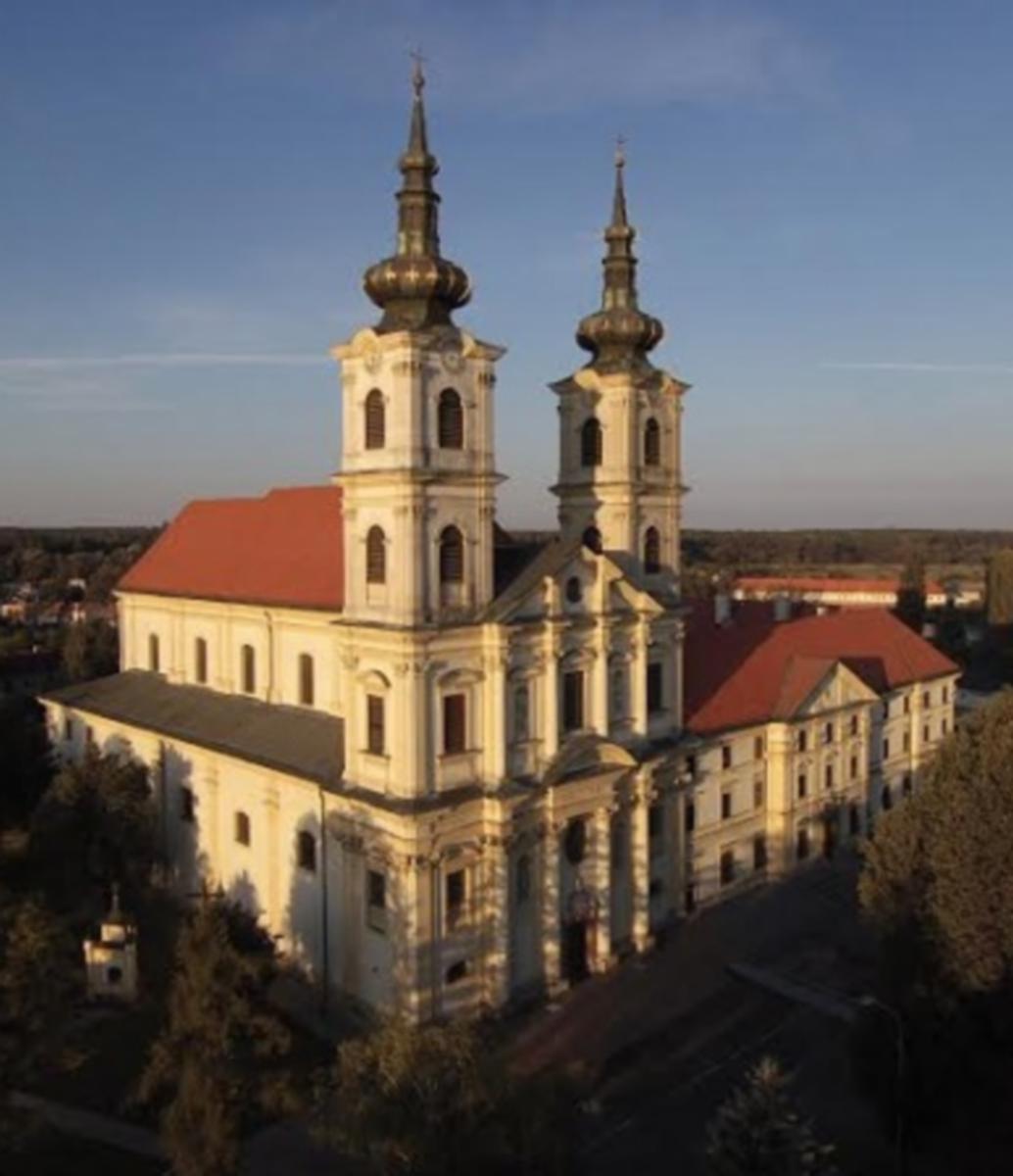Basilica of Our Lady of Seven Sorrows, Šaštín, Slovakia