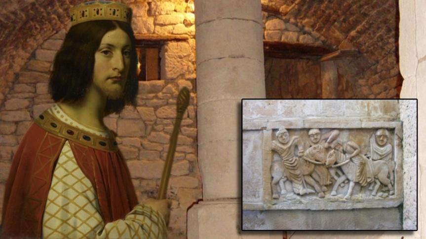À propos du dernier roi mérovingien Dagobert II, ce personnage mythique qui fut très longtemps exclu des livres d'histoire, ainsi que sonhéritier