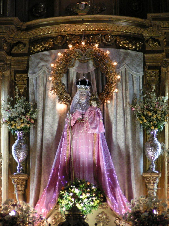 Événement Notre-Dame du Bon Succes, à Quito