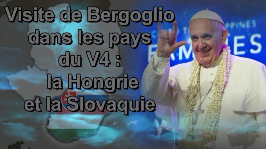 Seules les personnes complètement vaccinées pourront participer au programme lors de la visite du pseudo Pape François enSlovaquie