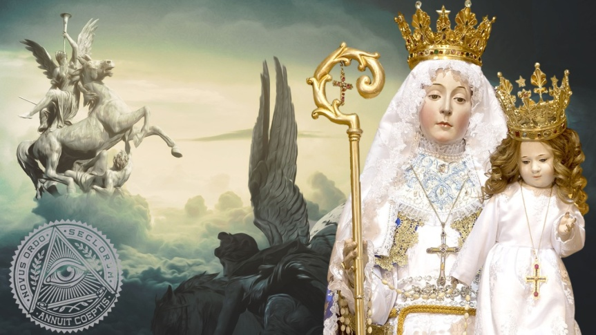 Les prophéties de Notre-Dame pour notre siècle à Mariana de Jesús Torres, une religieuse du 17e siècle : la Vierge condamne la franc-maçonnerie