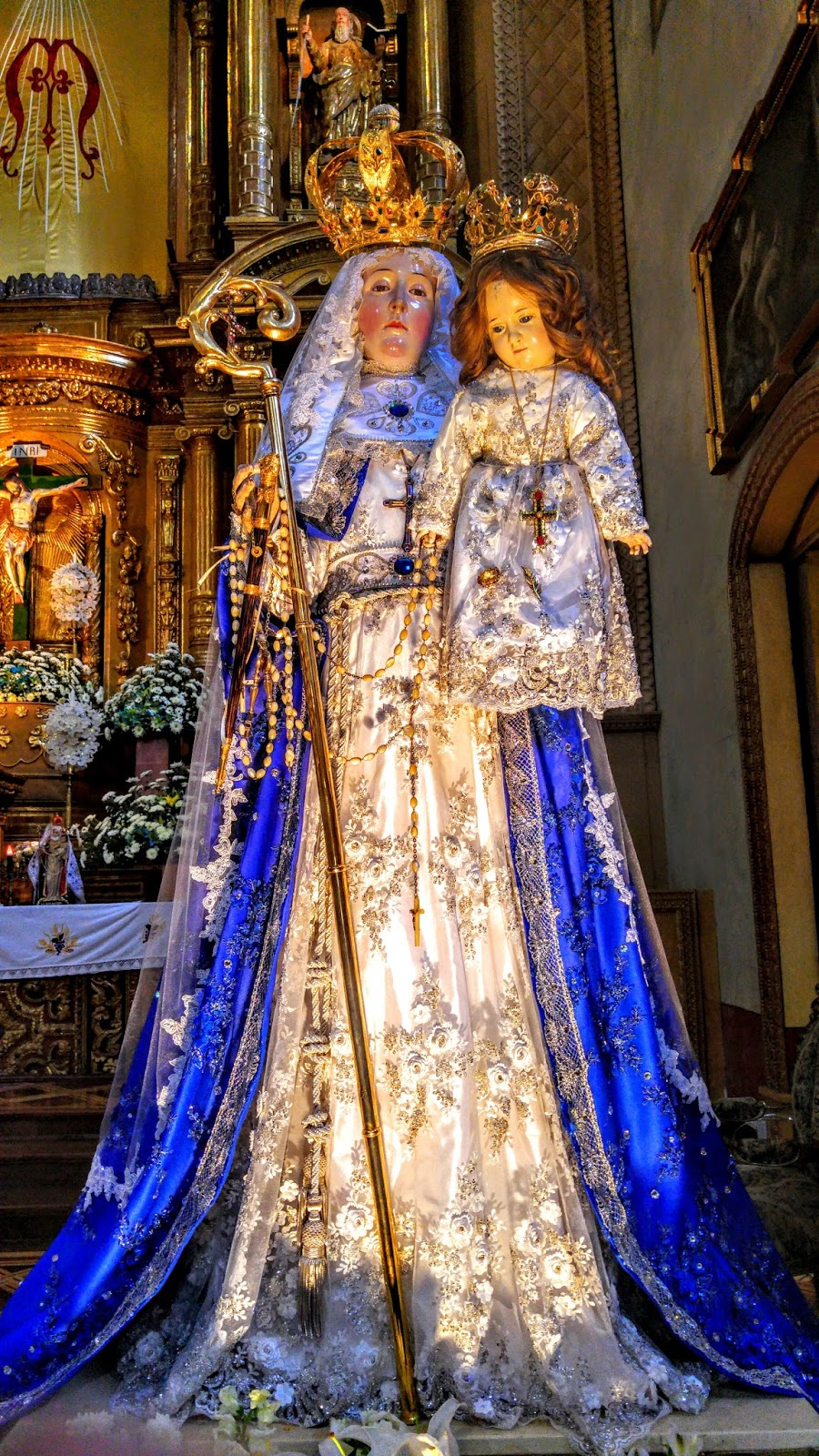Marie du Bon Succès, la Reine du ciel et de la terre