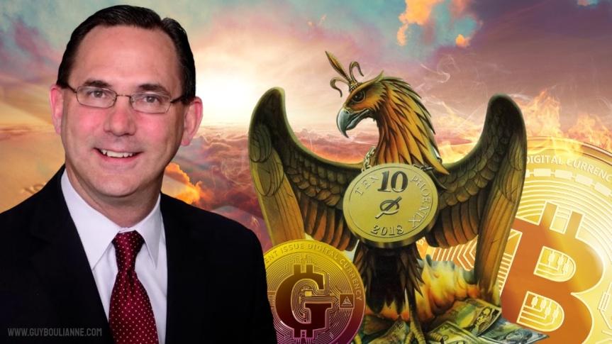 Le financier Rich Checkan dit : « Les monnaies numériques de la banque centrale ont été concoctées en enfer par Satan lui-même»