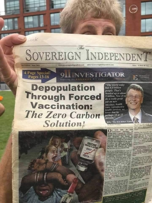 The Sovereign Independent - June 2011 (4th Edition) - 01
