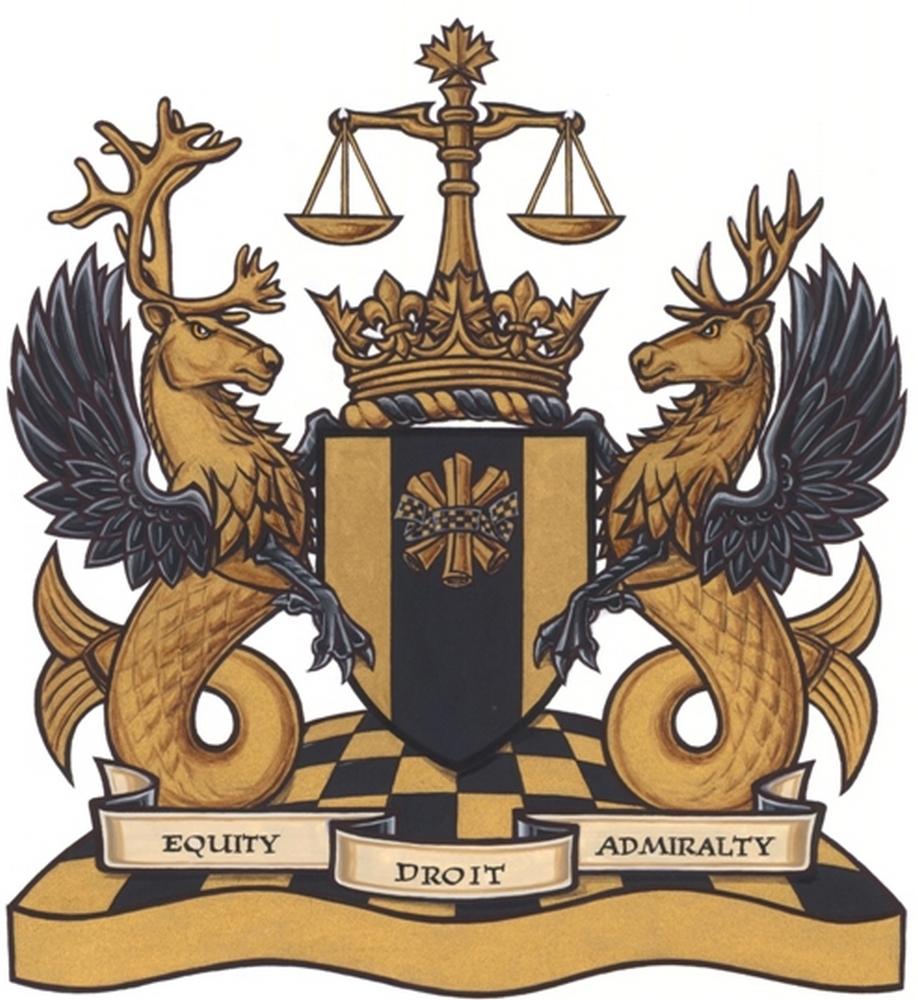 Armoiries de la Cour fédérale du Canada