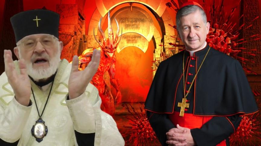 Patriarcat Catholique Byzantin : l'archevêque de Chicago, Blase Joseph Cupich, est-il un serviteur de Dieu, ou un serviteur de Satan?