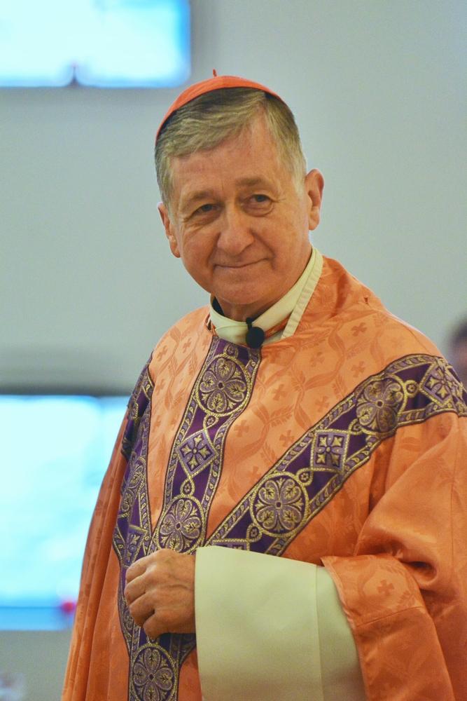 Cardinal Blase Joseph Cupich
