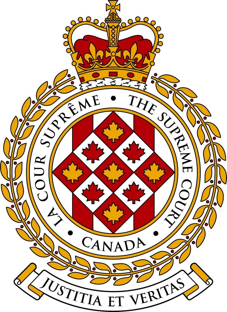 Insigne de la Cour suprême du Canada