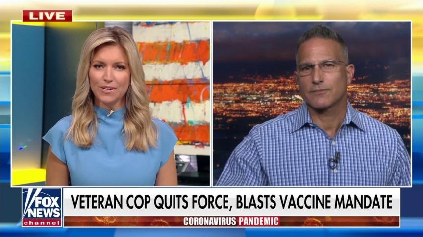Après 29 ans de service, un policier de San José, en Californie, démissionne en raison de la politique de vaccination contre leCOVID-19
