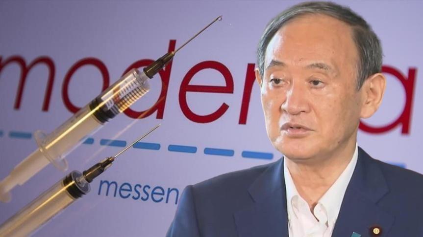 Le Premier ministre du Japon, Yoshihide Suga, démissionne une semaine après le scandale des contaminants métalliques trouvés dans plus de 2,6 millions flacons de « vaccin »Moderna