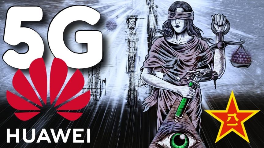 Licia Corbella : Si Trudeau autorise Huawei à entrer dans notre réseau 5G, les 38 millions de Canadiens pourraient être pris enotage