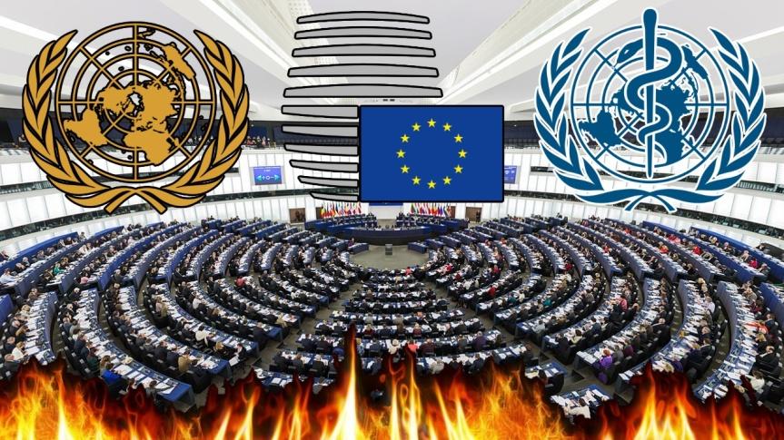 Renforcement de l'OMS — Le nouveau traité international sur les pandémies, le nouvel ordre mondial et la fin de la souveraineté desnations