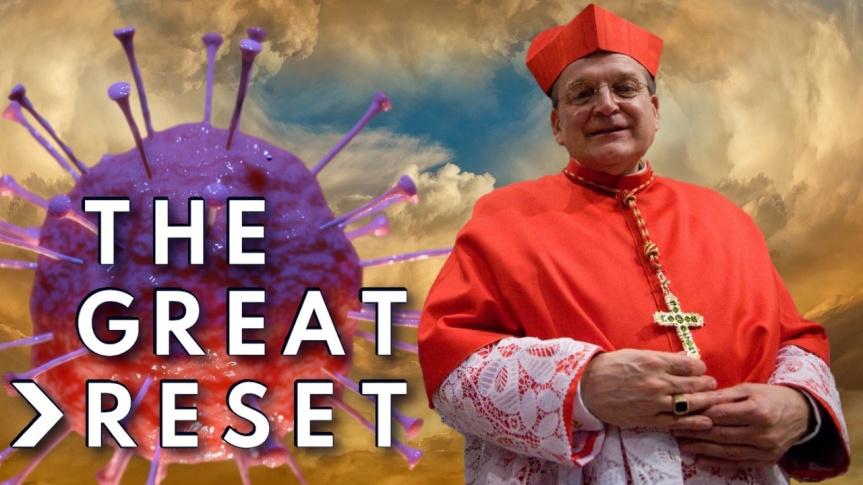 Le cardinal Raymond Leo Burkenous met en garde et nous parle du plan diabolique de la COVID et de la Grande Réinitialisation àvenir