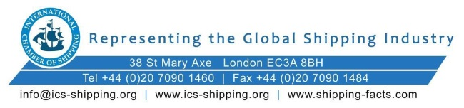 The International Chamber of Shipping